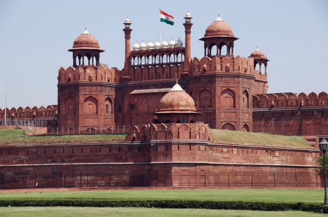 red-fort