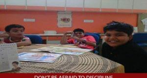 kids discipline