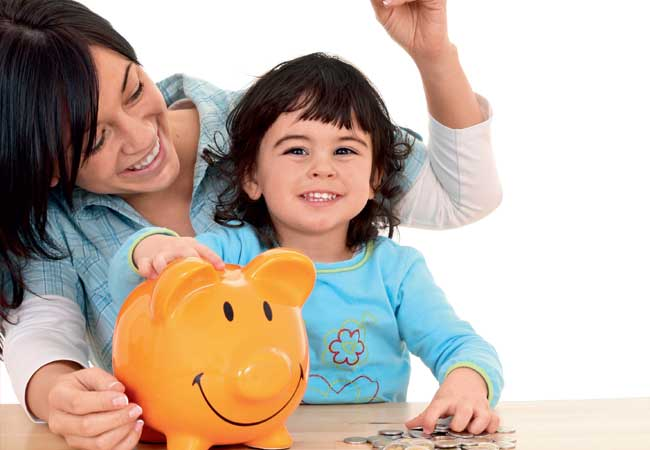 How much Pocket Money for kids?
