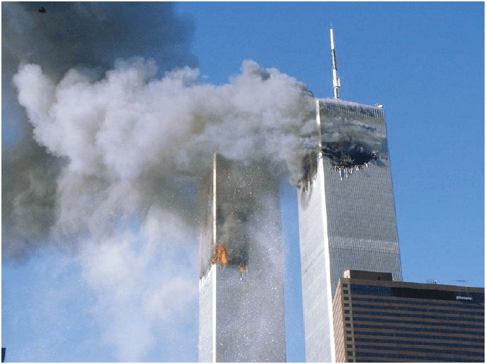 9/11 Bombing of World Trade Center