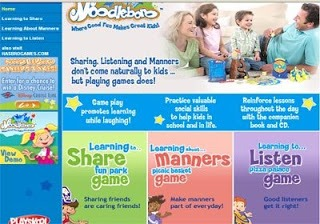 Manners and kids Games by Hasbro Noodleboro