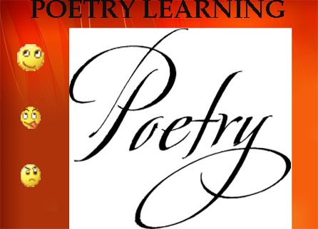 poetry learning