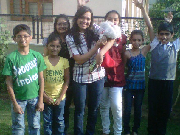 Swagat Children Library Activities