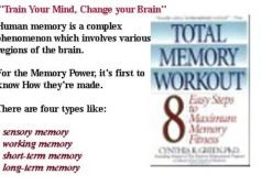 memory counselling