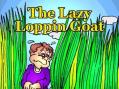 The Lazy Loppin Goat