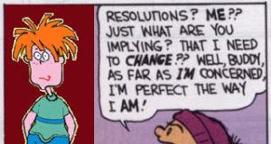 kid resolutions