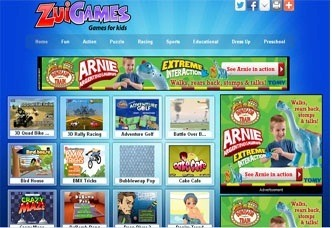 Games : Some quick 'Links for Kids'