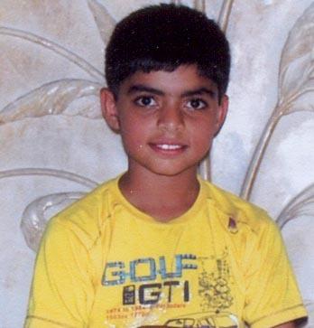 Ansh Patel