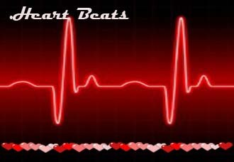 Heart Beats : On a Trail
