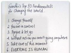 gandhiji quote