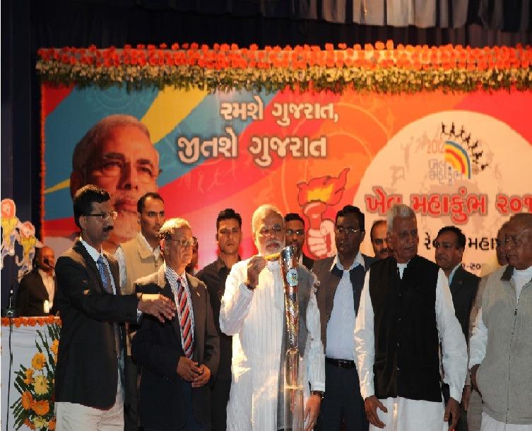 Ramshe Gujarat, Jeetshe Gujarat!
