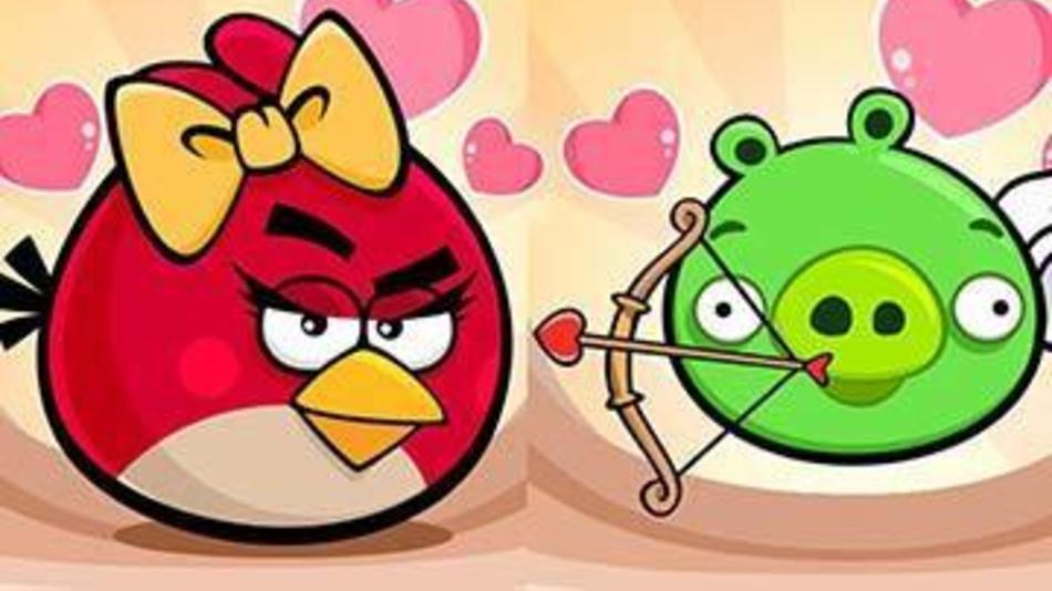 Valentine: Birds Myth