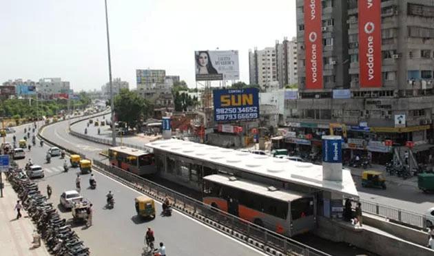 Winning Laurels : Ahmedabad BRTS
