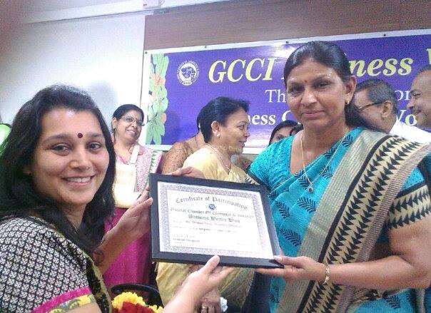 Hon.Minister Vasuben Trivedi inaugurated GCCI BWW Business Clinic