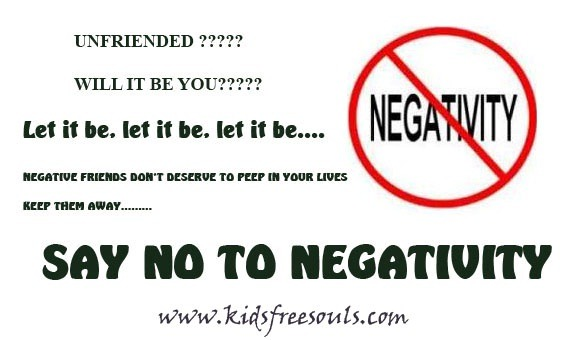 NEGATIVITY what's this? Overcome!!! By Tulsa Ved