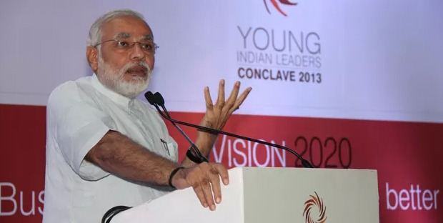 CM at Young Indian Leaders Conclave