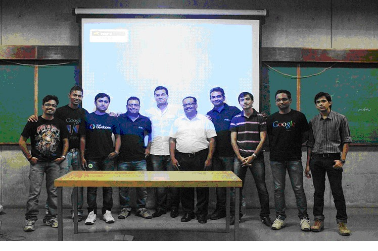 Google Business Group (GBG) Ahmedabad organizes 2nd Event