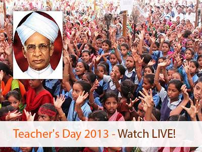 CM to interact with students on Teachers' Day
