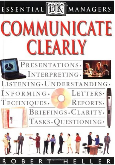 Essential Managers: Communicate Clearly