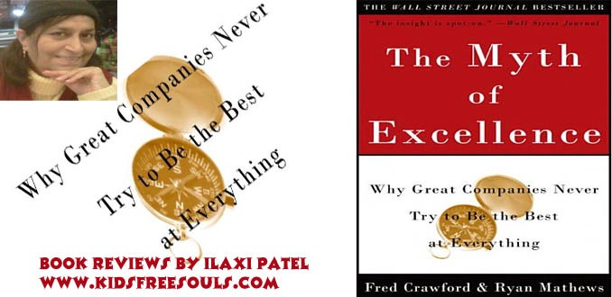 Myth of Excellence by Fred Crawford and Ryan Mathews