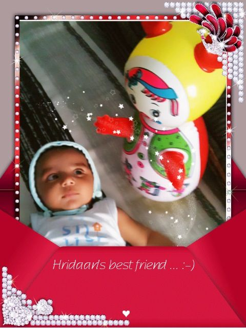 Hridaan: Infant Blog - Second Month