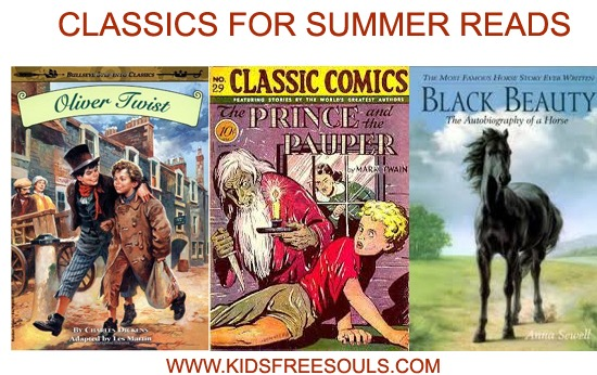 Vedant : Classics for Summer Reads