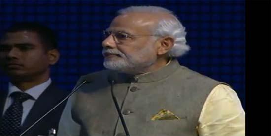 PM speech at Vibrant Gujarat Global Summit