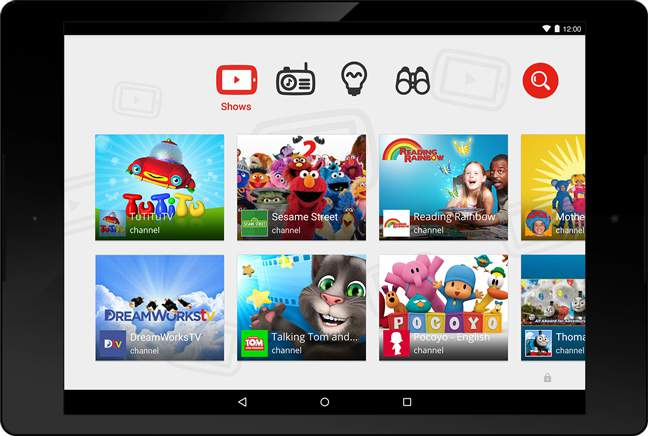 You Tube Kids launching Kids Friendly App
