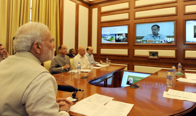 PM launches 'PRAGATI'