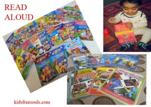 This Summer, Read Aloud Stories to Kids