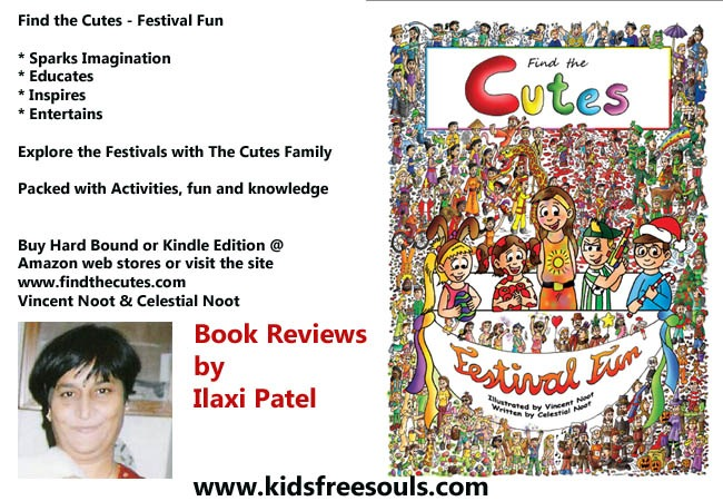 The Cutes - Festival Fun by Vincent Noot and Celestial Noot