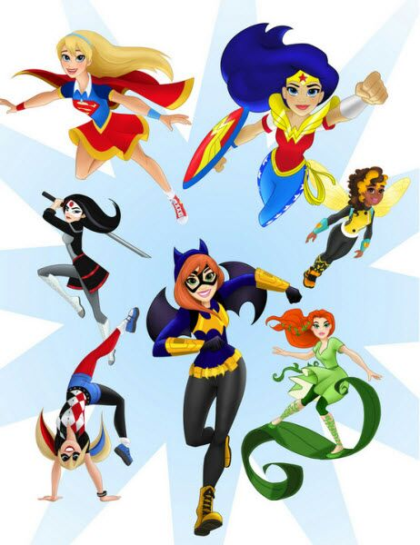 DC Super Hero Girls to give Digital experience