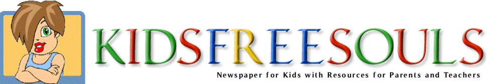 Kidsfreesouls Newspaper for Kids with Resources for Parents