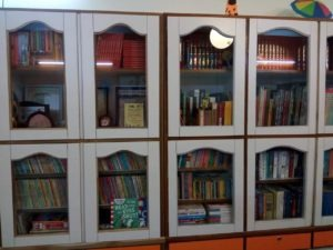 Swagat : Sit and Read Library for Kids