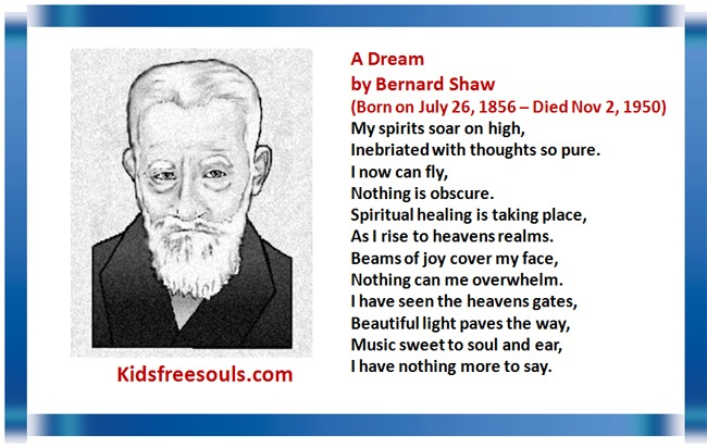 Memories of reading George Bernard Shaw