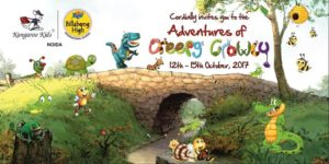 Enchanting World of Kids at Kangaroo Kids School