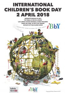 Small is Big in a Book : International Children's Book Day