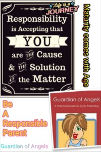 Responsible Parenting : Be the Parent your children need