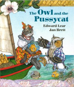 Audio Story - The Owl and the Pussy Cat